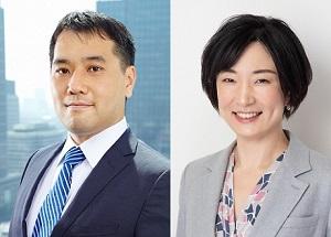 シュローダー・インベストメント・マネジメントの執行役員 日本株式運用 副責任者 荒井卓氏(写真:左)と同社ESGグループ グループリーダー 工藤まゆみ氏(写真:右)に、シュローダー・グループのESG投資について聞いた。