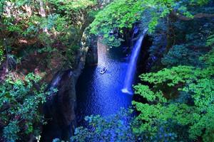 中国のポータルサイトに「長い時には3時間も並ばないとたどり着けない、日本の『神が降臨する場所』」として、宮崎県の高千穂峡を紹介する記事が掲載された。(イメージ写真提供:123RF)